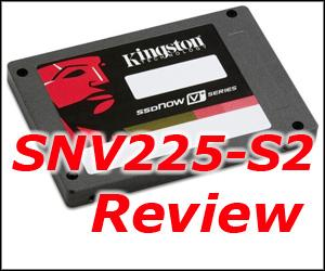 Review of Kingston SNV225-S2/64GB Solid State Drive (SSD)