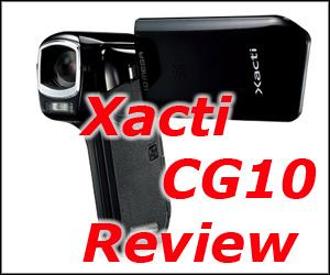 Review of the Sanyo Xacti VPC-CG10 digital camera